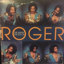 【USED】 Roger  ‎– The Many Facets Of Roger   [LP] [ Vinyl: EX- / Jacket : VG ]