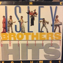【USED】The Isley Brothers- Isley's Greatest HitsVol. 1 [LP] [ Vinyl: VG+ / Jacket : VG]