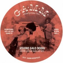 [12月下旬] Afshin And Kiss My Black Jazz - Jesuino Galo Doido/Make It Reggae [12inch]<img class='new_mark_img2' src='//img.shop-pro.jp/img/new/icons14.gif' style='border:none;display:inline;margin:0px;padding:0px;width:auto;' />