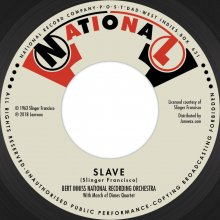 [12月下旬  BERT INNISS NATIONAL RECORDING ORCHESTRA & MIGHTY SPARROW - SLAVE  [7inch]<img class='new_mark_img2' src='//img.shop-pro.jp/img/new/icons14.gif' style='border:none;display:inline;margin:0px;padding:0px;width:auto;' />