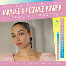 [2019年1月上旬] Maylee & Pegwee Power - Mutual Attraction / Messages from the Stars [7inch]<img class='new_mark_img2' src='//img.shop-pro.jp/img/new/icons14.gif' style='border:none;display:inline;margin:0px;padding:0px;width:auto;' />
