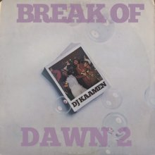 [2019年1月中旬] DJ KAAMEN - BREAK OF DAWN 2 [MixCD]<img class='new_mark_img2' src='//img.shop-pro.jp/img/new/icons14.gif' style='border:none;display:inline;margin:0px;padding:0px;width:auto;' />