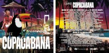 Kashi Da Handsome×Macka-Chin - Lounge Copacabana [ (2CD) MixCD] *Deadstock*