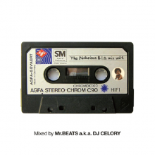 【限定再発】[2019年1月上旬] MR.BEATS aka DJ CELORY / The Notorious B.I.G. Mix vol.1