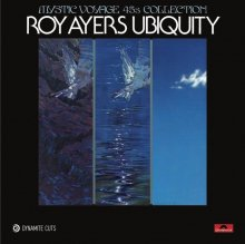 [2019年1月下旬]ROY AYERS - MYSTIC VOYAGE 45s COLLECTION [7inch x2 (2枚組)]