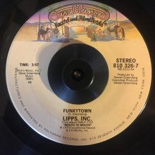 [USED] (7inch)  Lipps, Inc. - Funkytown [Jacket:- Vinyl:EX-]