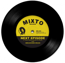 [2019年2月中旬] Breakdown Brass - Next Episode b/w Monmouth[7inch]