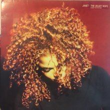 【USED】Janet - The Velvet Rope  [2LP] [ Vinyl: VG+ / Jacket : VG+]