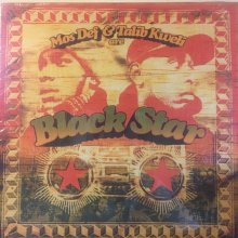 【USED】 Black Star - Mos Def & Talib Kweli Are Black Star  [LP] [ Vinyl: VG+ / Jacket : EX-]
