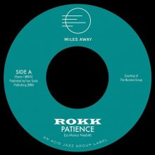 [2019年2月中旬] ROKK - PATIENCE / FROM WITHIN [7inch]