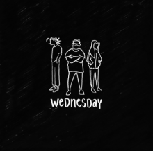 [再入荷]  HMLT x Kei-Li x Joyia - Wednesday [7inch]