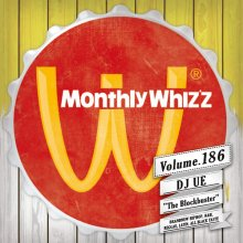 [2019年1月]【大人気新譜MIX!!!】Monthly whizz vol.186  / DJ UE(DJ ウエ)