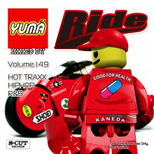 [2019年1月]【HIPHOP&R&B新譜MIX】 Ride Vol.149 / DJ Yuma(DJ ユーマ)【MIXCD】
