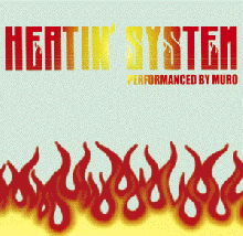 Muro - Heatin'System Vol.3 -Remaster Edition-(Deadstock)  [mixcd](2CD)