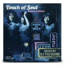 【2019年1月下旬】[DeadStock入荷]【Sweet Soul】Touch of Soul  / DJ TOZAONE<img class='new_mark_img2' src='//img.shop-pro.jp/img/new/icons59.gif' style='border:none;display:inline;margin:0px;padding:0px;width:auto;' />
