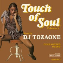 [DeadStock入荷]Touch of Soul vol.2 / DJ TOZAONE <img class='new_mark_img2' src='https://img.shop-pro.jp/img/new/icons59.gif' style='border:none;display:inline;margin:0px;padding:0px;width:auto;' />