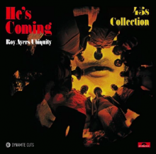 [2019年2月下旬] ROY AYERS -  HE'S COMING 45'S COLLECTION  [7inch x 2]<img class='new_mark_img2' src='//img.shop-pro.jp/img/new/icons14.gif' style='border:none;display:inline;margin:0px;padding:0px;width:auto;' />