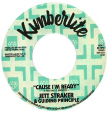 [2019年2月上旬] JETT STRAKER & GUIDING PRINCIPLE - CAUSE I'M READY / ONE THING I KNOW  [7inch]<img class='new_mark_img2' src='//img.shop-pro.jp/img/new/icons14.gif' style='border:none;display:inline;margin:0px;padding:0px;width:auto;' />