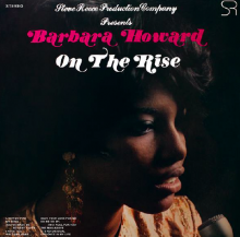 [2019年2月下旬] BARBARA HOWARD - ON THE RISE (BLACK vinyl) [LP]