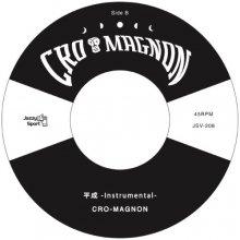 cro-magnon - 平成 feat. 田我流 [7inch]