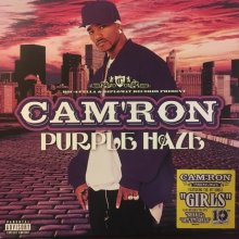 【USED】Cam'ron - Purple Haze [2LP] [ Vinyl: EX / Jacket : EX ]<img class='new_mark_img2' src='//img.shop-pro.jp/img/new/icons14.gif' style='border:none;display:inline;margin:0px;padding:0px;width:auto;' />
