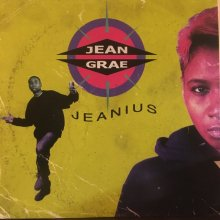 【USED】Jean Grae / 9th Wonder - Jeanius  [2LP] [ Vinyl: EX / Jacket : EX- ]