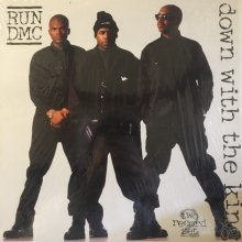 【USED】Run-DMC - Down With The King [2LP] [ Vinyl: EX- / Jacket : EX ]