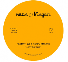 [2019年3月上旬] Format-440 & Puppy Smooth &#8203;- I Got TheBug / Step 2 This [7inch]<img class='new_mark_img2' src='//img.shop-pro.jp/img/new/icons14.gif' style='border:none;display:inline;margin:0px;padding:0px;width:auto;' />