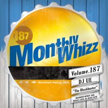 [2019年2月]【大人気新譜MIX!!!】Monthly whizz vol.187  / DJ UE(DJ ウエ)