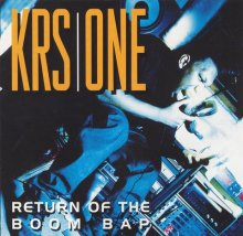 [2019年3月上旬] KRS-One &#8203;- Return Of The Boom Bap [GOLD Color Vinyl 2LP + 7inch]  <img class='new_mark_img2' src='//img.shop-pro.jp/img/new/icons14.gif' style='border:none;display:inline;margin:0px;padding:0px;width:auto;' />
