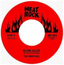 [2019年3月下旬] The Emotions / Big Daddy Kane  - Blind Alley/Ain't No Half Steppin' [7inch]