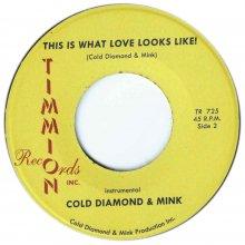 [2019年3月上旬] Carlton Jumel Smith & Cold Diamond & Mink - This Is What Love Looks Like! [7inch]