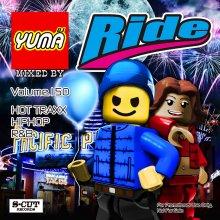 [2019年2月]【HIPHOP&R&B新譜MIX】 Ride Vol.150 / DJ Yuma(DJ ユーマ)【MIXCD】