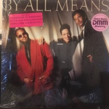 【USED】By All Means - By All Means (S.T.) [LP] [ Vinyl: EX / Jacket : EX]