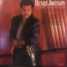 【USED】Henry Johnson - Future Excursions [LP] [ Vinyl: EX- / Jacket : EX-]