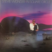 【USED】Stevie Wonder - In Square Circle [LP] [ Vinyl: VG+ / Jacket : VG+]