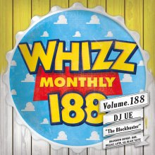 [2019年3月]【大人気新譜MIX!!!】Monthly whizz vol.188  / DJ UE(DJ ウエ)