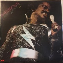【USED / 中古】James Brown - Jam/1980's  [LP][ Vinyl: EX- / Jacket : EX- ]