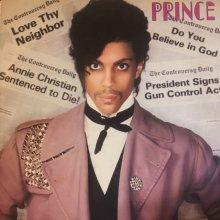 【USED / 中古】Prince – Controversy  [LP][ Vinyl: VG+ / Jacket : VG]