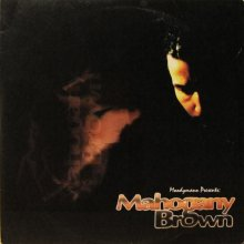 [2019年4月上旬] MOODYMANN - MAHOGANY BROWN [2LP]