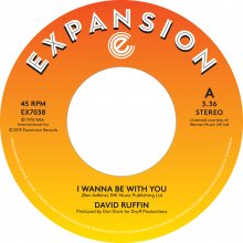 [2019年4月上旬] DAVID RUFFIN - I Wanna Be With You / Still In Love With You[7inch]<img class='new_mark_img2' src='//img.shop-pro.jp/img/new/icons14.gif' style='border:none;display:inline;margin:0px;padding:0px;width:auto;' />