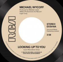 [2019年4月上旬] MICHAEL WYCOFF - LOOKING UP TO YOU / TELL ME LOVE [7inch]<img class='new_mark_img2' src='//img.shop-pro.jp/img/new/icons56.gif' style='border:none;display:inline;margin:0px;padding:0px;width:auto;' />