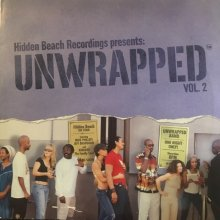 【USED / 中古】 V.A. / Hidden Beach Recordings Presents: Unwrapped Vol.2[2LP][ Vinyl: EX-/Jacket :VG+]