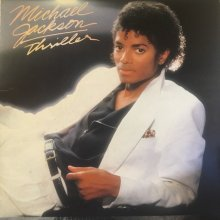 【USED / 中古】Michael Jackson - Thriller [LP][ Vinyl: EX-/Jacket :VG+]<img class='new_mark_img2' src='//img.shop-pro.jp/img/new/icons14.gif' style='border:none;display:inline;margin:0px;padding:0px;width:auto;' />