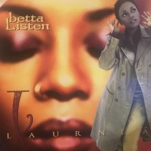 【USED / 中古】Laurnea - Betta Listen  [LP][ Vinyl: VG++ /Jacket :VG+]