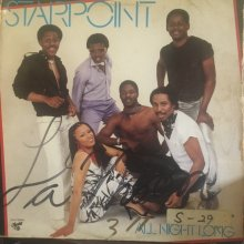 【USED / 中古】Starpoint - All Night Long [LP][ Vinyl: EX- /Jacket :VG]