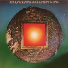【USED / 中古】 Heatwave - Heatwave's Greatest Hits  [LP][ Vinyl: EX- / Jacket :VG+ ]