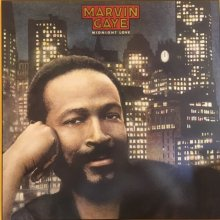 【USED / 中古】Marvin Gaye - Midnight Love  [LP][ Vinyl: EX- / Jacket :VG+ ]