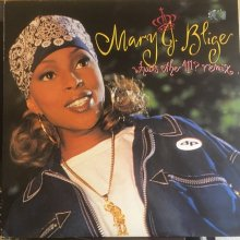 【USED / 中古】Mary J. Blige - What's The 411? Remix  [LP][ Vinyl: VG+ / Jacket :VG+ ]