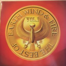 【USED / 中古】 Earth Wind & Fire - The Best Of Earth Wind & Fire Vol.1 [LP][ Vinyl: VG+ / Jacket :VG+ ]